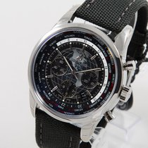 Breitling Transocean Chronograph Unitime nuevo 46mm Acero