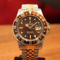 "Rolex GMT ""Rootbeer Nipple dial"""