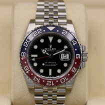 Rolex 126710BLRO Steel GMT-Master II 40mm