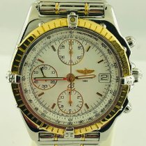 Breitling Chronomat Gold/Steel 39mm No numerals