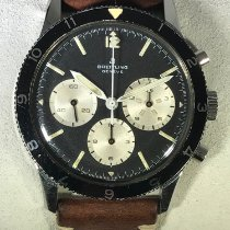 Breitling Chronograph 41.5mm Manual winding 1967 pre-owned Black