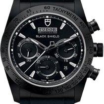 Tudor Fastrider Black Shield Ceramic 42mm Black No numerals United States of America, New York, New York