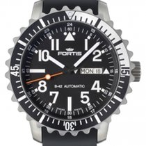 Fortis new Automatic 42mm Steel