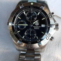 TAG Heuer Aquaracer 300M CAF2110 2010 pre-owned