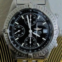 Breitling Steel 39mm Automatic A13350 pre-owned