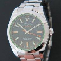 Rolex Milgauss Staal 40mm Zwart Nederland, Maastricht