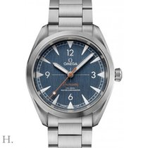 Omega Steel 40mm Automatic 220.10.40.20.03.001 new
