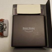 Bruno Söhnle pre-owned Quartz 44mm Black Sapphire Glass 10 ATM