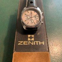 Zenith El Primero Steel Grey No numerals