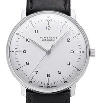 Junghans max bill Automatic neu 2020 Automatik Uhr mit Original-Box und Original-Papieren 027/3500.04