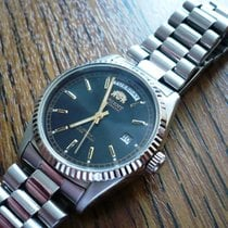 Orient Stål 36mm Automatisk 46E701-91A ny