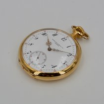 Patek Philippe Very good Yellow gold 50mm Manual winding