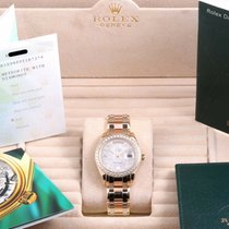 Rolex Yellow gold 39mm Automatic pre-owned United States of America, California, Beverly Hills