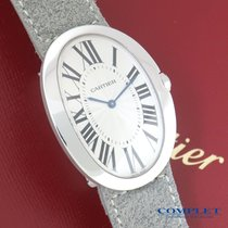 Cartier Baignoire W8000001 Very good White gold Manual winding