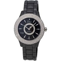 Dior new Automatic Display Back Center Seconds 38mm Ceramic Sapphire Glass