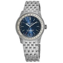 Breitling Navitimer Steel 38mm Blue United States of America, Florida, Miami