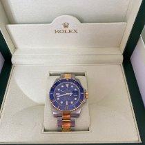 Rolex Submariner Date Gold/Steel 40mm Blue No numerals Australia, Coogee