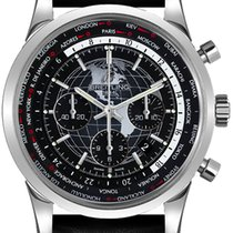 Breitling Transocean Chronograph Unitime AB0510U4-BE84-442X new