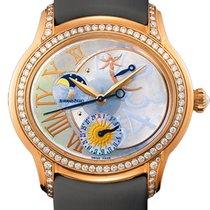 Audemars Piguet Millenary Ladies Rose gold 39.5mm Mother of pearl Arabic numerals