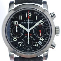 Girard Perregaux Mans Automatic Wristwatch Chronograph F 300...