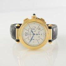 Cartier Pasha (Submodel) gebraucht 42mm Gelbgold