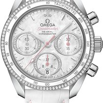 Omega OR. SPEEDMASTER CHRONO 38MM CAL. 3330 CO-AXIAL ACC/PELLE...
