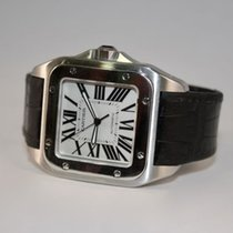 Cartier Santos 100 XL Ref. 2656 – men's wristwatch - 2005