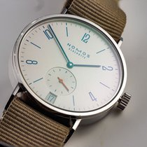 Nomos - Tangomat Date Netherlands Limited Ed. 38mm - 621 -...