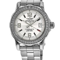 Breitling Colt Quartz Steel Silver Arabic numerals United States of America, New York, Brooklyn