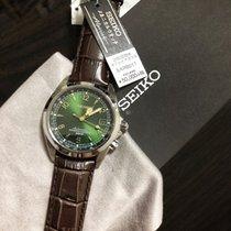 Seiko Green Alpinist (Discontinued)