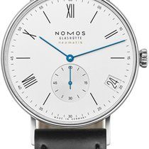 NOMOS Ludwig Neomatik Steel 40.5mm White United States of America, New York, Airmont