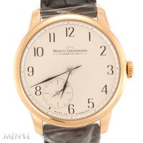 Moritz Grossmann Rose gold 36mm Manual winding MG-00691 new