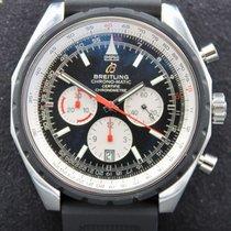 Breitling Chrono-Matic 49 nuevo 2013 Automático Cronógrafo Reloj con estuche y documentos originales A14360