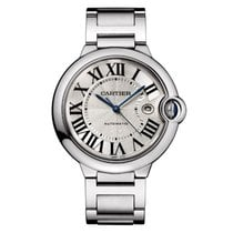 Cartier Ballon Bleu 42mm new 2019 Automatic Watch with original box and original papers W69012Z4