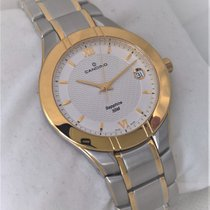 Candino Gold/Steel 35mm Quartz C4141 pre-owned