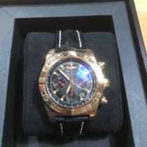 Breitling Chronomat Yellow gold