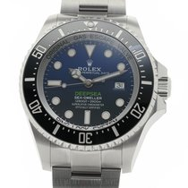 Rolex Sea-Dweller Deepsea 126660 2017 new