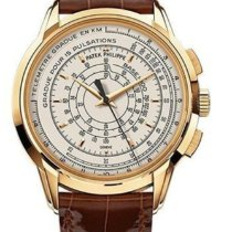 Patek Philippe Chronograph new 2017 Automatic Chronograph Watch with original box and original papers 5975J-001