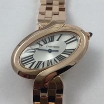 Cartier Délices de Cartier Rose gold 24mm