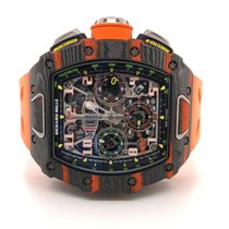 Richard Mille RM 011 RM11-03 CA-FQ New Carbon 30.25mm Automatic