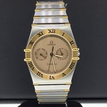 Omega Constellation Quartz 34mm Champagne United States of America, New York, New York