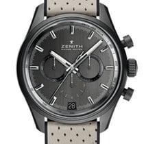 Zenith El Primero Chronomaster Aluminum 42mm Grey