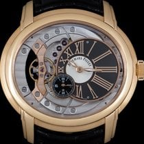 Audemars Piguet Millenary 4101 Rose gold 47mm Grey Roman numerals United Kingdom, London