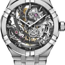 Maurice Lacroix Steel 45mm Automatic AI6028-SS002-030-1 new