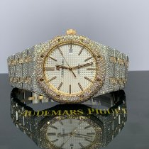 Audemars Piguet Royal Oak Selfwinding Gold/Steel 41mm White No numerals United Kingdom, London