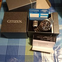 Citizen Titanio 43mm Blu Senza numeri Italia, Galliera