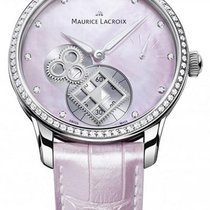 Maurice Lacroix Steel 43mm Automatic MP7158-SD501-570 new