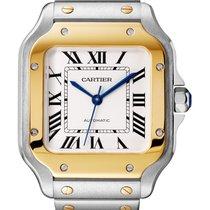 Cartier Santos (submodel) W2SA0007 2020 новые