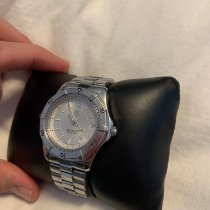 TAG Heuer 2000 WK2116 2002 pre-owned