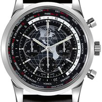 Breitling AB0510U4-BE84-256S Steel Transocean Chronograph Unitime 46mm new United States of America, California, Moorpark
